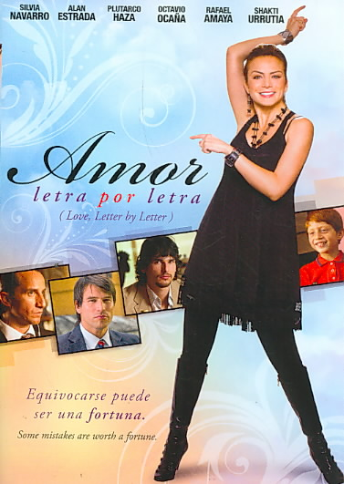 AMOR LETRA POR LETRA BY NAVARRO,SILVIA (DVD)